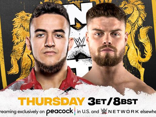 NXT UK 7/1/2021