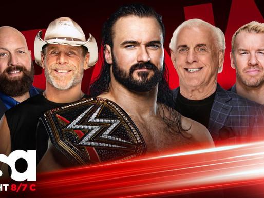 Monday Night RAW 9/28/2020