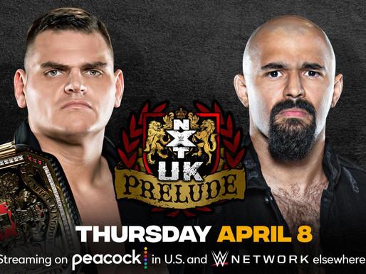 NXT UK Prelude 4/8/2021