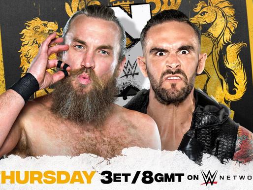 NXT UK 7/8/2021