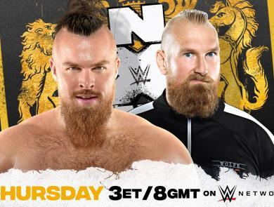 NXT UK 12/3/2020