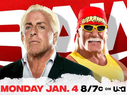 Monday Night RAW 1/4/2021