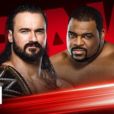 Monday Night RAW 9/21/2020