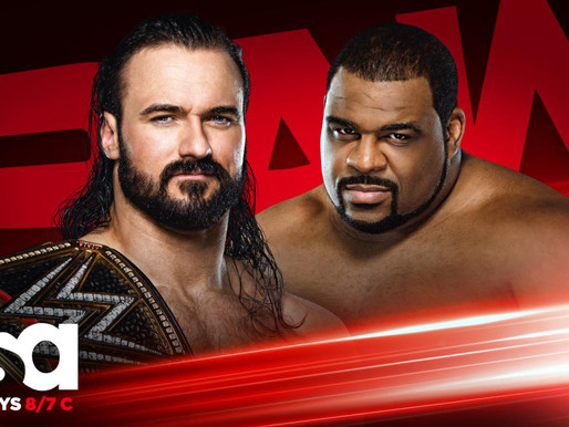 Monday Night RAW 9/21/2020
