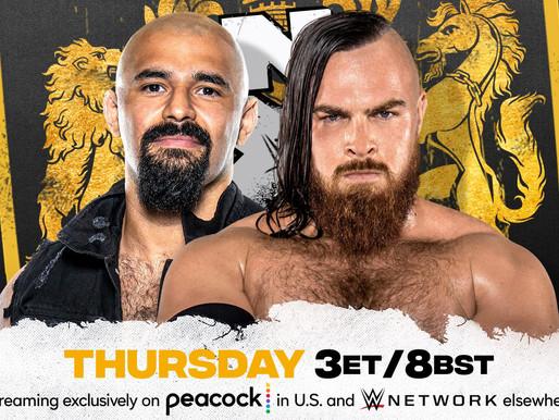 NXT UK 6/3/2021