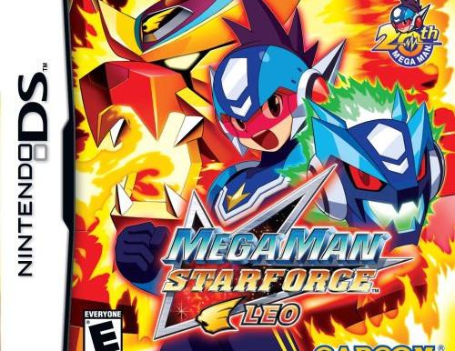 Megaman Starforce (Leo)