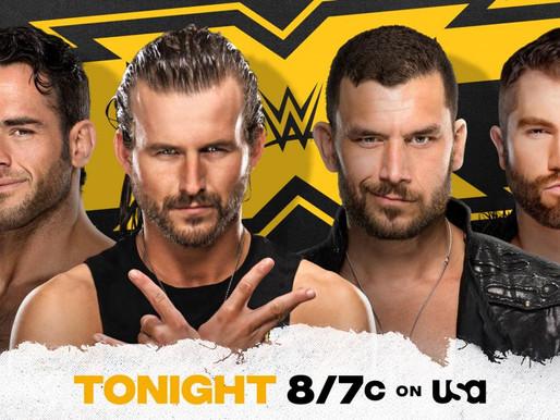 NXT 1/13/2021