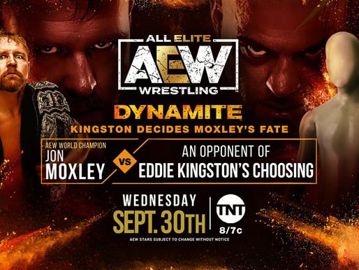 AEW Wednesday Night Dynamite 9/30/2020