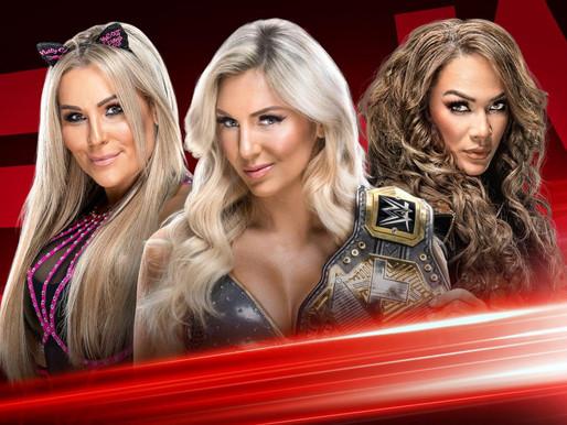 Monday Night Raw 5/25/2020