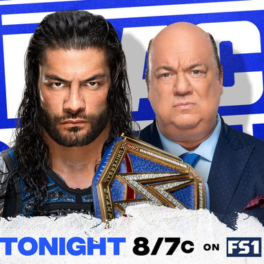 Friday Night Smackdown 10/23/2020