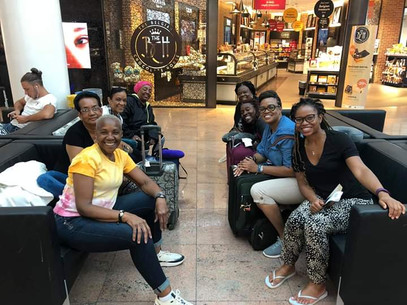 """We are on the last leg of this """"awesome, God glorifying"""" mission trip!"""