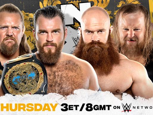 NXT UK 12/17/2020