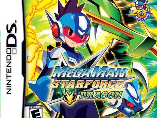 Megaman Starforce (Dragon)