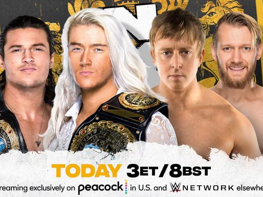 NXT UK 7/22/2021
