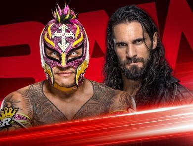 Monday Night Raw 6/1/2020