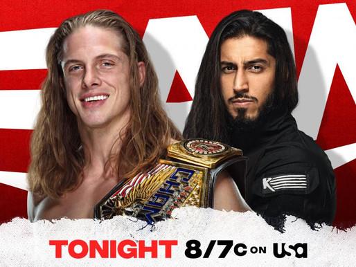 Monday Night RAW 3/15/2021