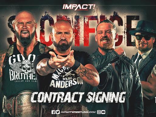 Impact Wrestling 3/9/2021