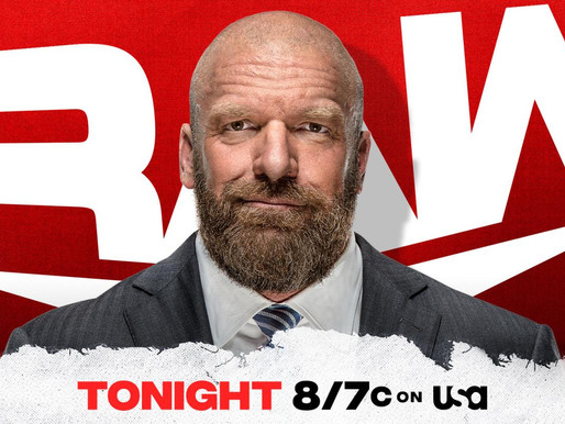 Monday Night Raw 1/11/2021