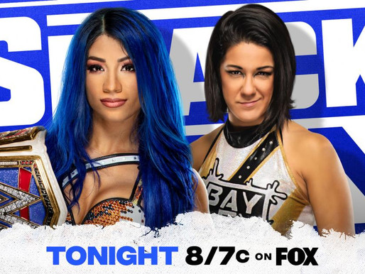 Friday Night Smackdown 11/6/2020