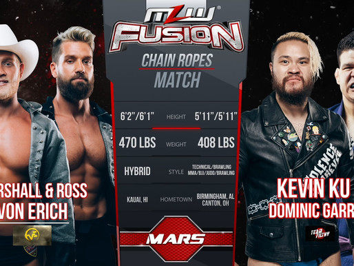 MLW Fusion 3/24/2021