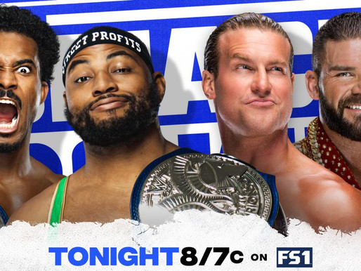 Friday Night Smackdown 12/18/2020