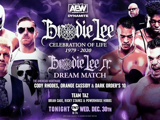 Wednesday Night Dynamite 12/30/2020