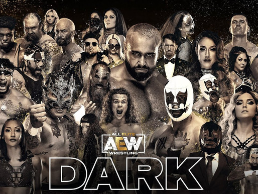 AEW Dark 1/26/2021