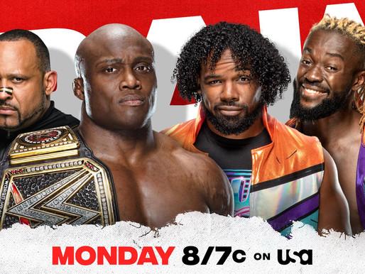 Monday Night Raw 7/5/2021