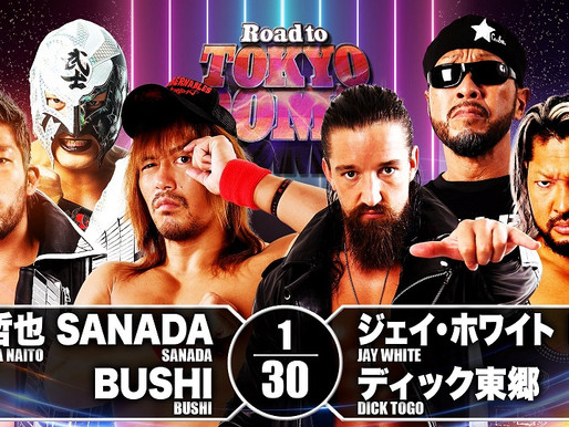 Road To Tokyo Dome 12/20/2021