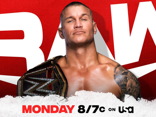 Monday Night Raw 11/2/2020