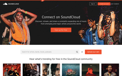 SGP Radio Is No Longer Available On SoundCloud