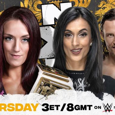 NXT UK 1/21/2021