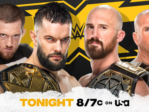 NXT 1/27/2021