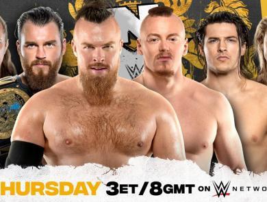 NXT UK 11/5/2020
