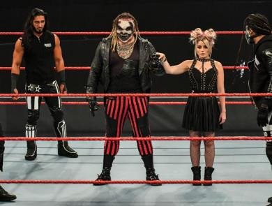 Monday Night Raw 10/19/2020