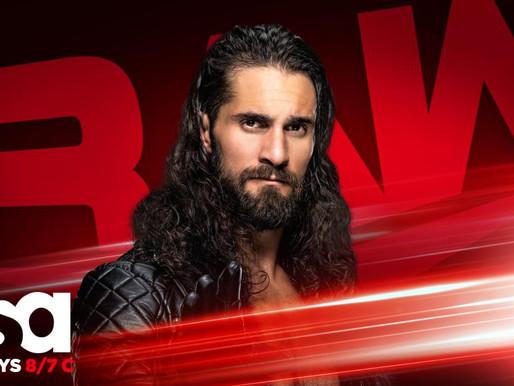 Monday Night RAW 10/12/2020