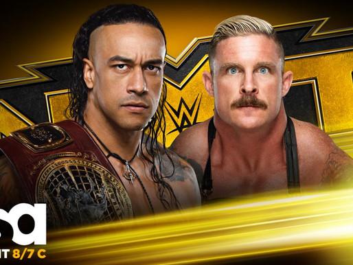 NXT 10/14/2020