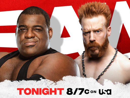 Monday Night Raw 12/28/2020