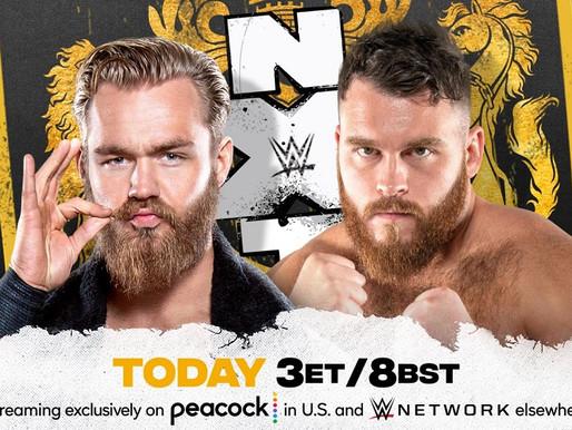 NXT UK 7/15/2021