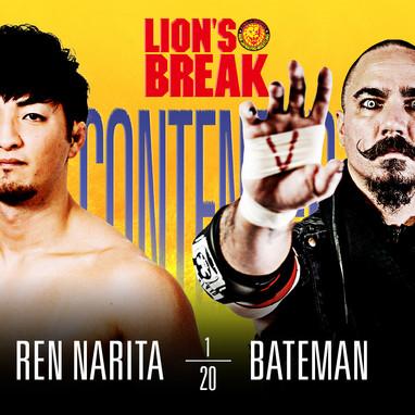 NJPW Strong 1/23/2021