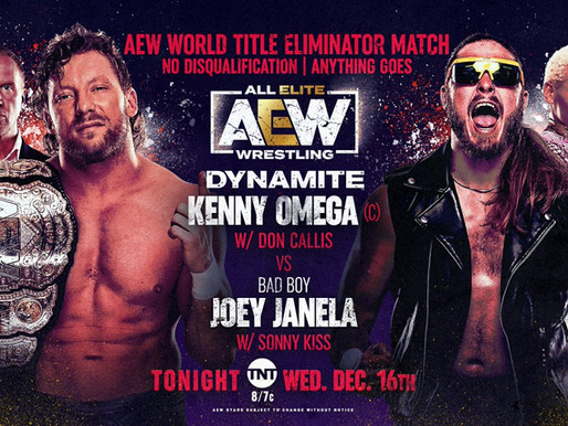 Wednesday Night Dynamite 12/16/2020