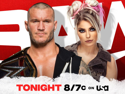 Monday Night RAW 10/26/2020