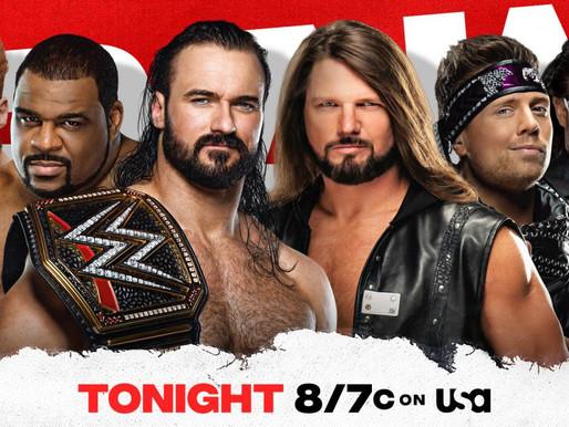 Monday Night Raw 12/21/2020