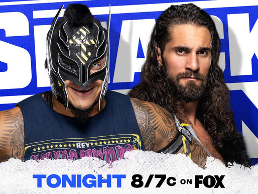 Friday Night Smackdown 11/13/2020