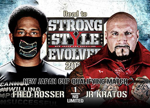 NJPW Strong 3/12/2021