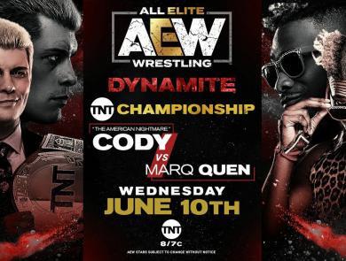 Wednesday Night Dynamite 6/10/2020