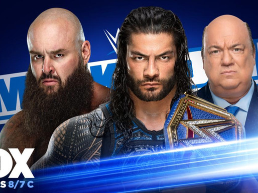 Friday Night Smackdown 10/16/2020