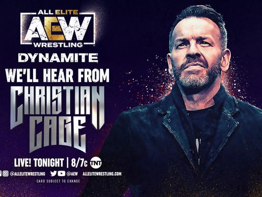 Wednesday Night Dynamite 3/10/2021