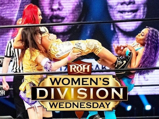 Women's Division Wednesday 6/9/2021