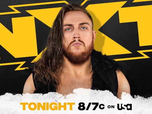 NXT 11/25/2020
